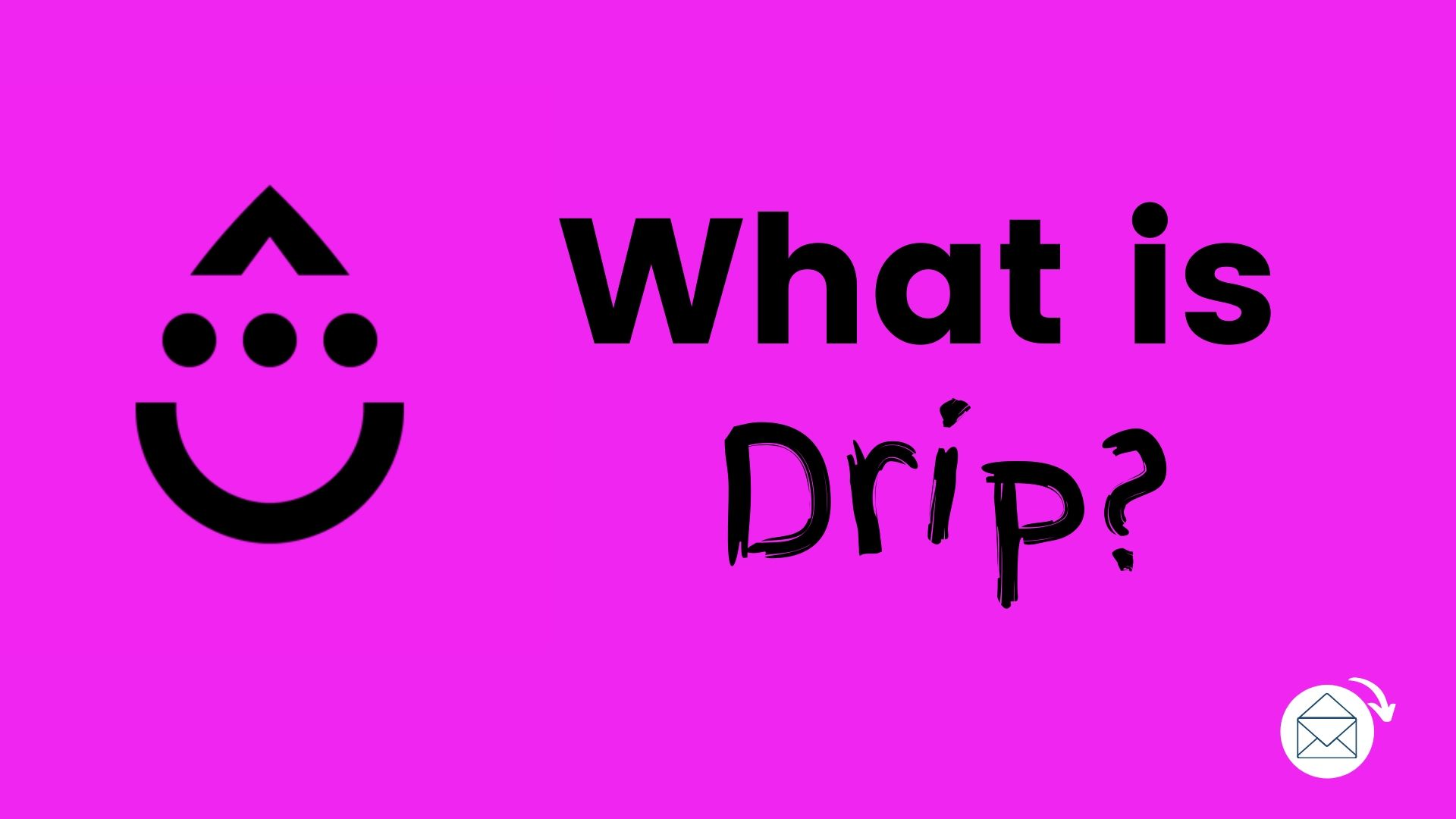 What is Drip CRM in email Marketing?