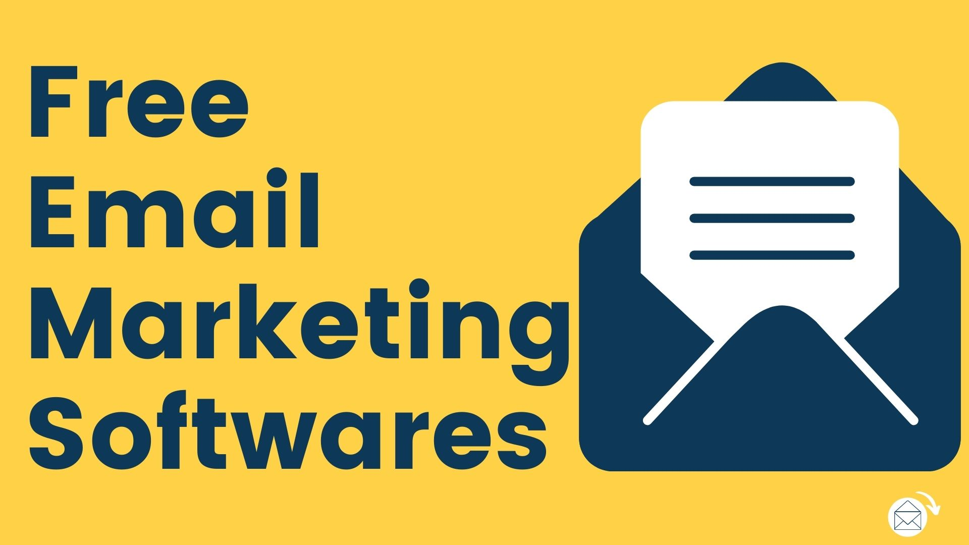 Best Free Email Marketing Software